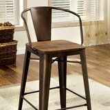 Faust 25.5 Bar Stool (Set of 2) by Williston Forge