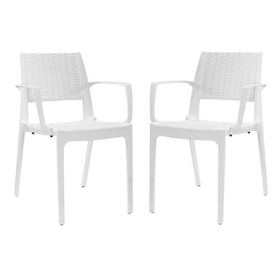 Owatonna Arm Chair (Set of 2) by Latitude Run