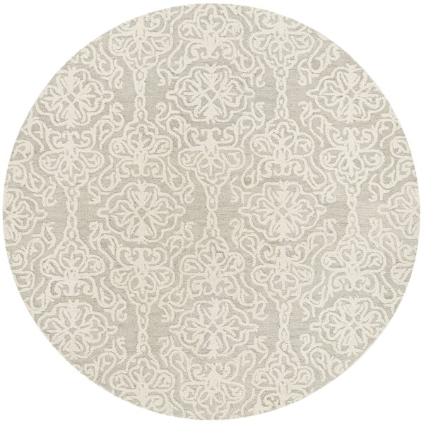 Patterned Round Rug