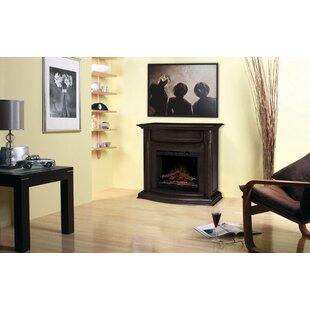 Gewndolyn Electric Fireplace b..
