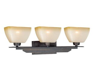 Aanya 3-Light Vanity Light by Millwood Pines