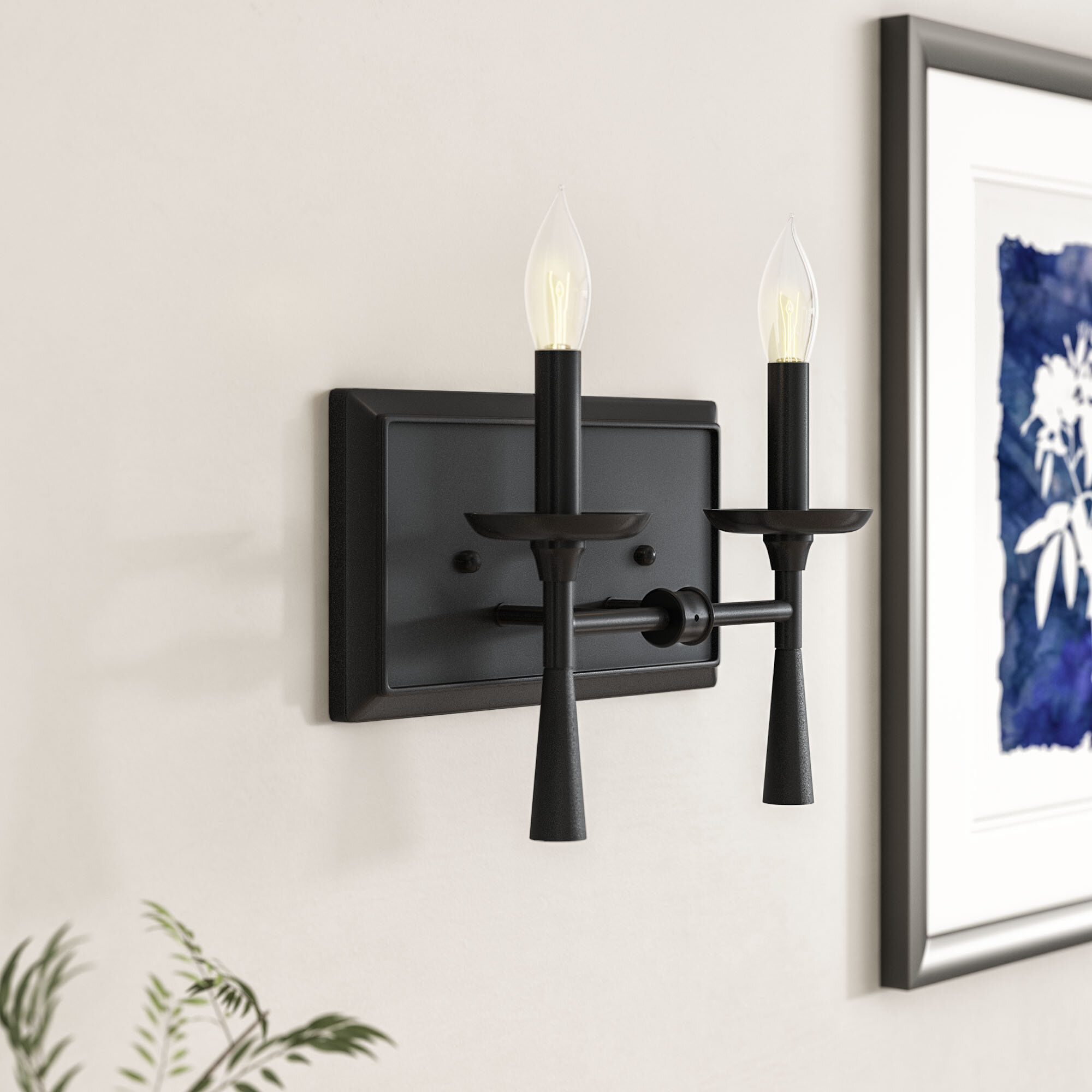 Wayfair Candle Wall Sconces You Ll Love In 2021