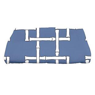 Sigsbee Bamboo Print 1 Geometric Print Bath Towel