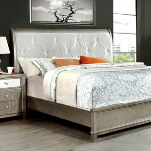 Michaela Sleigh Bed