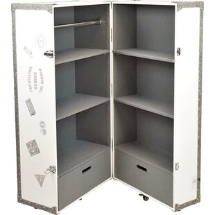 Quincy 60cm Wide Clothes Storage System By The Seasonal Aisle