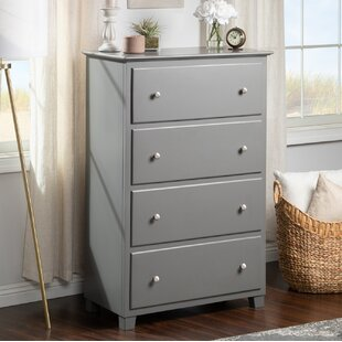Ring 4 Drawer Chest by Alcott Hill Design