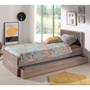 2-tlg. Schlafzimmer-Set Emma, 90 x 200 cm von Vipack