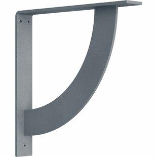 Bulwark 14 inch H x 2 inch W x 14 inch D Steel Bracket