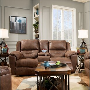 Pandora Reclining Loveseat by Southern Motion