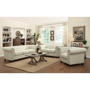 Dalila Configurable Living Room Set