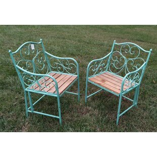 Daley Dining Chair (Set of 2) August Grove