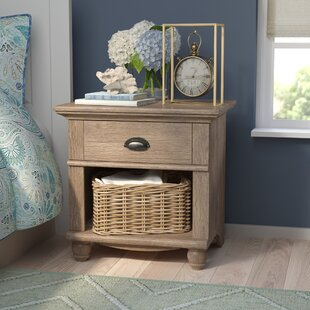 Pinellas 1 Drawer Nightstand