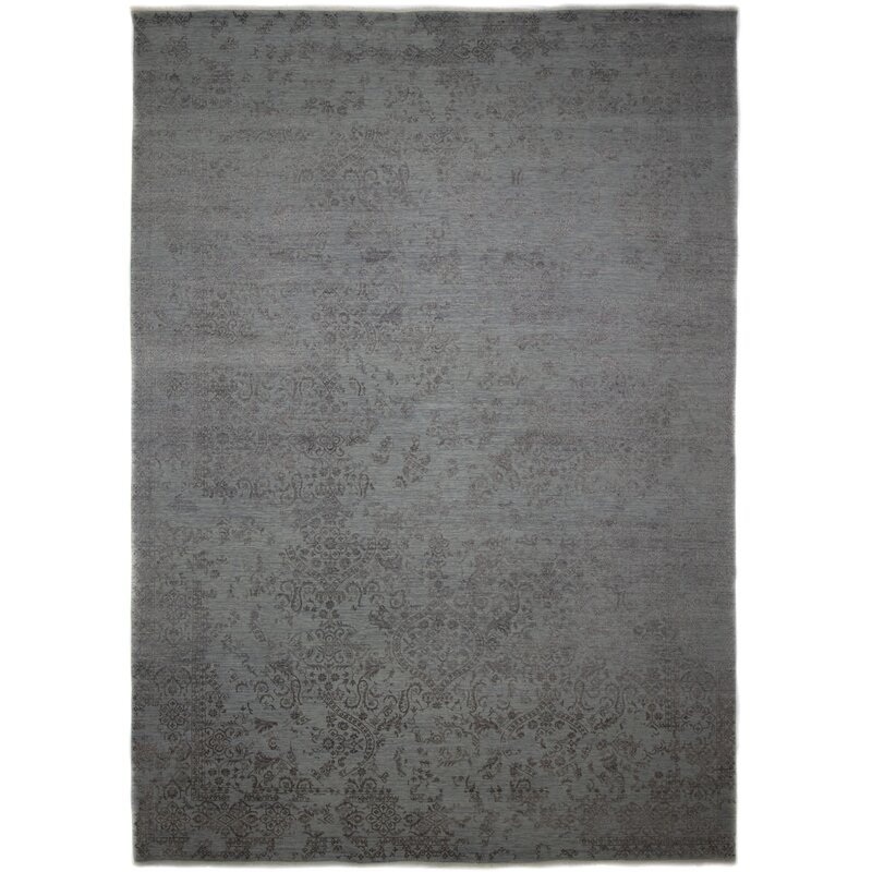 One-of-a-Kind Effingham Hand-Knotted 10' x 14'1