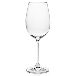 Dublin 12 oz. Stemmed Wine Glass (Set of 4)