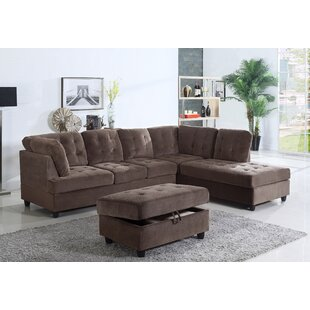 Farley Sectional with Ottoman