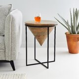 Calhern End Table by World Menagerie