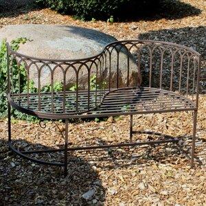 2-Sitzer Gartenbank Relax aus Eisen von Garten Living