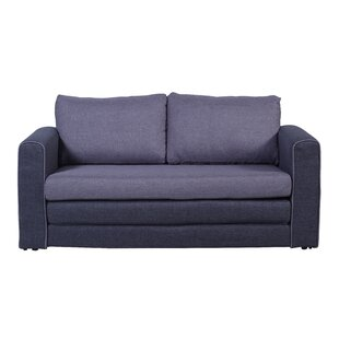 Hertfordshire Sleeper Loveseat by Ebern Designs Wonderful