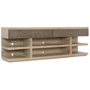 Affordable Price Miramar Point Reyes Salton TV Stand for TVs up to 78 by Hooker Furniture Reviews (2019) & Buyer's Guide
