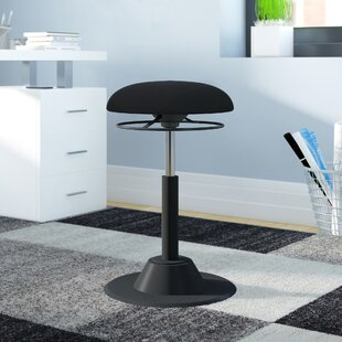 Gilbertsville Wobble Height Adjustable Shop Stool