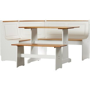 Attrayant Birtie 3 Piece Breakfast Nook Dining Set
