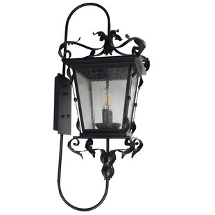 Rilo 2-Light Outdoor Wall Lantern