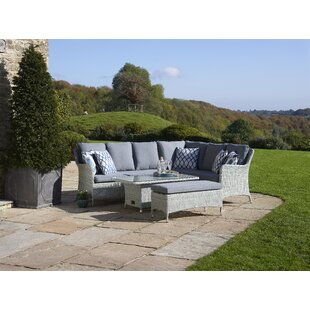 Viraj 6 Seater Dining Set With Cushions By Sol 72 Outdoor