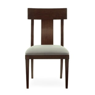 Haven Slat Back Upholstered Dining Chair (Set of 2)