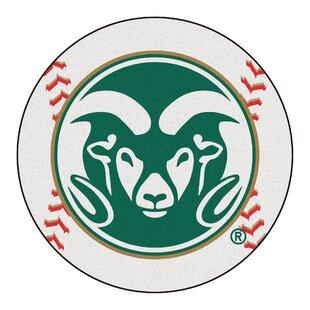 NCAA NCAAorado State University Baseball Mat By FANMATS