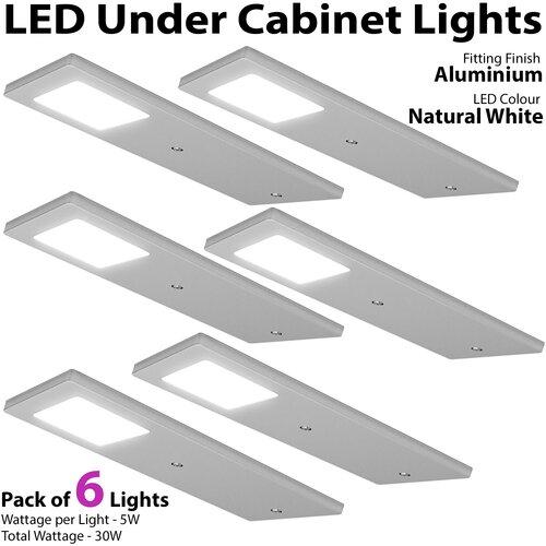 Verde LED 25cm Under Cabinet Bar Light Symple Stuff
