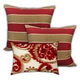 Weikhard Cinnamon Rolls Indoor / Outdoor Pillow Cover