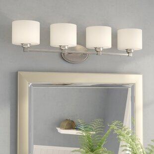 Andover Mills Millersport 4-Light Vanity Light