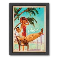 Miami Wooden Wall Art You Ll Love In 2021 Wayfair