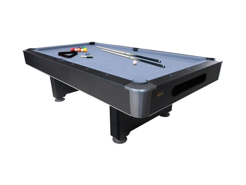Mizerak Dakota BRS Slate Pool Table Reviews Wayfair - Steve mizerak pool table