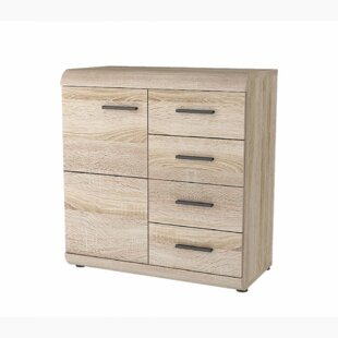 Liberia 4 Combi Chest By Selsey Living