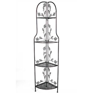 Essexville Rosa Steel Baker's Rack by Winston Porter