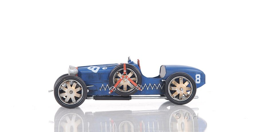 bugatti type 35 car model