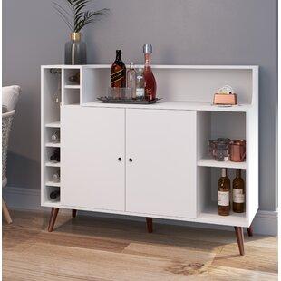 Boustrophedon Bar Cabinet