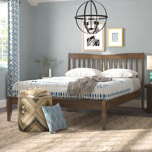 Andice Solid Wood Platform Bed by Latitude Run