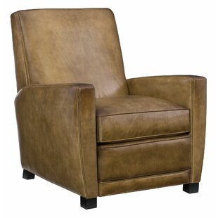 Bastille Leather Manual Recliner