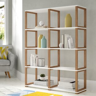 Barnette 155.5 Cm Bookcase By Ebern Designs