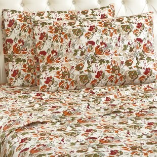 Rocket Flower Sheet Set