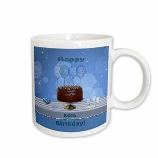 80th Birthday Party Coffee Mug