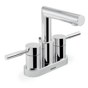 Speakman Neo Double Handle Centerset Bathroom Faucet with Drain Assembly Image