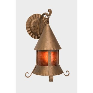 Sonoma 1-Light Outdoor Wall Lantern by St..