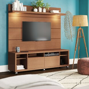 Reviews Julius Entertainment Center for TVs up to 70 by Wade Logan Reviews (2019) & Buyer's Guide