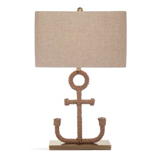 Inexpensive Falzone Anchor 29 Table Lamp By Breakwater Bay