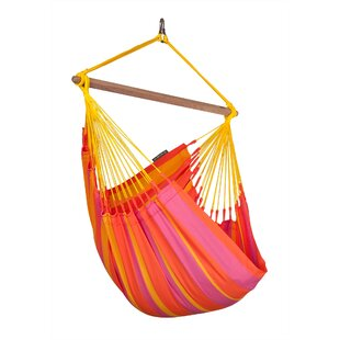 LA SIESTA SONRISA Weatherproof Basic Olefin Chair Hammock