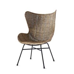La Mirage Wingback Chair By Riviera Maison