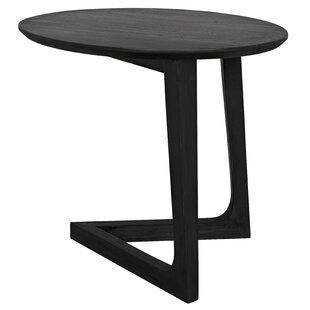 Noir Cantilever End Table